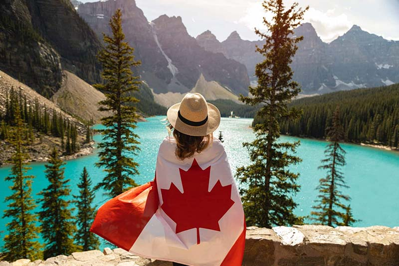 ویزای توریستی کانادا تضمینی