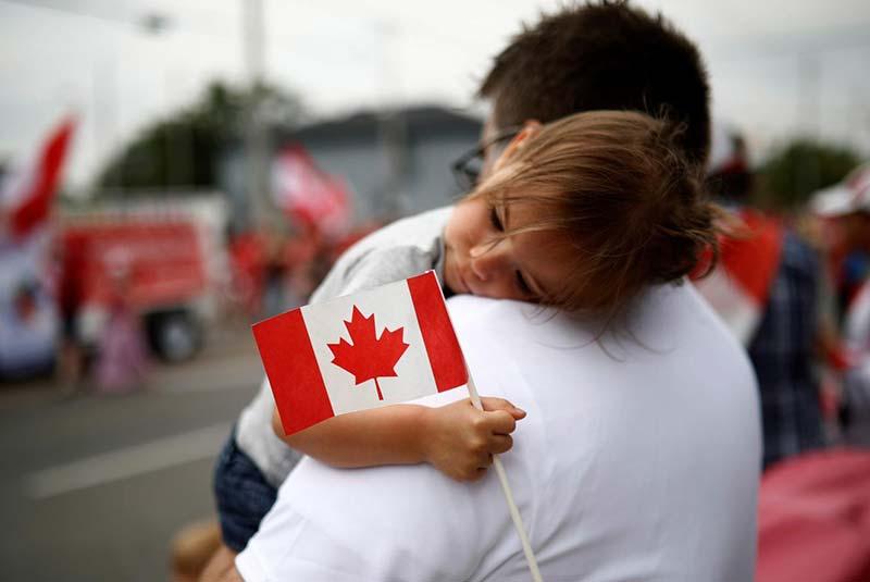 ویزای توریستی کانادا برای والدین