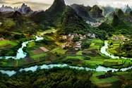 جاذبه های گردشگری گوئیلین چین