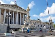 ساختمان پارلمان وین اتریش
