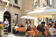 رستوران تاریخی آرمور در ژنو