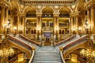 ساختمان اپرای گارنیه در پاریس