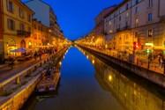 شهر میلان ایتالیا