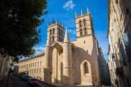کلیسای جامع سن پیر در مون پلیه