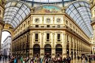 گالری ویتوریو امانوئل دوم در میلان