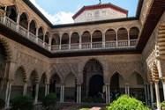 قصر آلکاسار در سویل