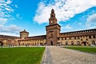 قلعه اسفورزسکو در میلان
