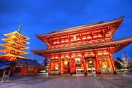 معبد آزاکوزا توکیو