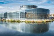 ساختمان پارلمان اروپا در استراسبورگ