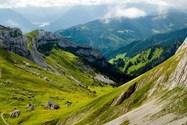 کوه پیلاتوس در سوئیس