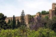 قلعه القصبه و خیبرالفارو در مالاگا