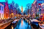 شهر آمستردام - تور آمستردام هلند
