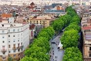 خیابان رامبلا بارسلونا