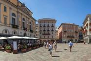محله قدیمی لوگانو
