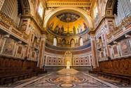 باسیلیکای سنت جان لاتران در رم