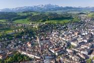 شهر سالزبورگ در سوئیس