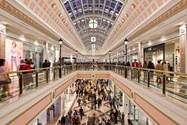 مرکز خرید گرن ویا در بارسلونا