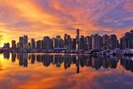 دورنمای شهر ونکوور