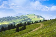 کوه ریگی سوئیس