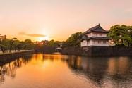قصر امپراطوری ژاپن | توکیو