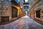محله گوتیک بارسلونا