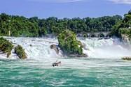 آبشار راین زوریخ