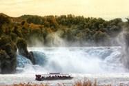 آبشار راین فال زوریخ