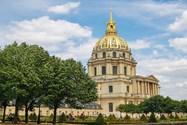 موزه انولید و مقبره ناپلئون در پاریس