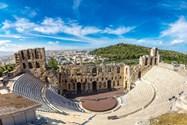 آمفی تئاتر هرودس آتیکوس در آتن