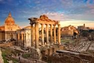 رومن فروم در رم