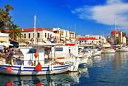 جزیره اجینا در یونان
