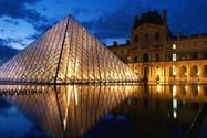موزه لوور European Glimpse